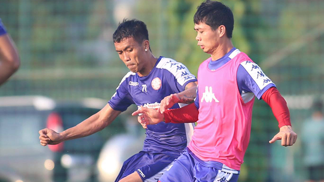 bóng đá Việt Nam, lịch thi đấu bóng đá hôm nay, kết quả bóng đá, Công Phượng, TPHCM vs HAGL, CLB TPHCM, lịch thi đấu V League, BXH V League