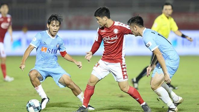 bóng đá Việt Nam, tin tức bóng đá, Công Phượng, TPHCM, HLV Chung Hae Seong, lịch thi đấu vòng 8 V League, V League, TPHCM vs Bình Dương, bảng xếp hạng V League