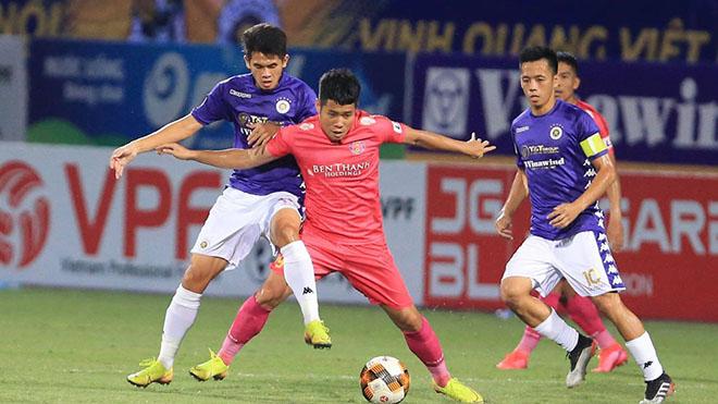 Đội trưởng Văn Quyết: 'Hà Nội FC không bao giờ bỏ cuộc'