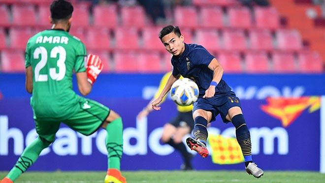 Bóng đá Thái Lan vẫn rối bời vì bản quyền và ngoại binh chưa thể trở lại