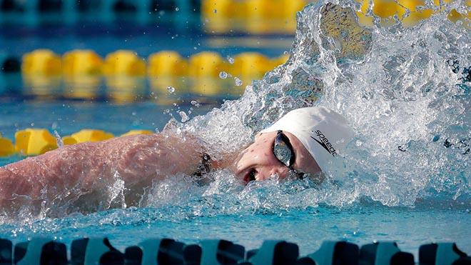 Liên đoàn Bơi lội Thái Lan kỳ vọng sẽ làm nên chuyện ở SEA Games 31. Ảnh: TM