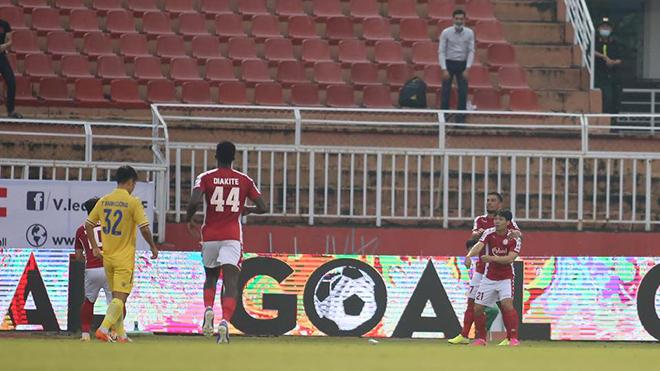 bóng đá Việt Nam, tin tức bóng đá, bong da, tin bong da, Công Phượng, Nguyễn Công Phượng, HLV Chung Hae Seong, kết quả bóng đá, vòng 13 V League