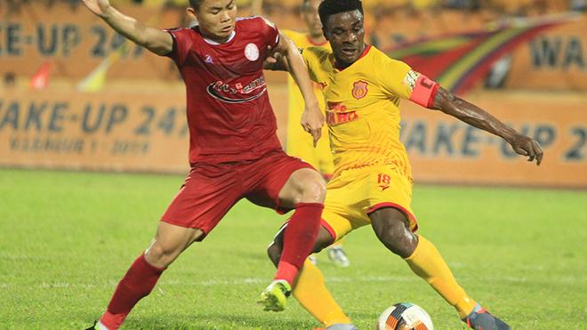 bóng đá Việt Nam, tin tức bóng đá, Công Phượng, Nguyễn Công Phượng, TPHCM vs Nam Định, vòng 12 V League, lịch thi đấu vòng 12 V League, trực tiếp bóng đá V League