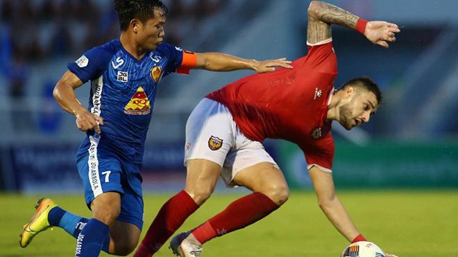 bóng đá Việt Nam, tin tức bóng đá, bong da, tin bong da, V League, Sài Gòn FC, Quảng Nam, lịch thi đấu V League, lịch thi đấu giai đoạn hai V League