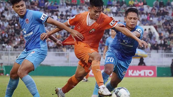 Hữu Thắng góp công lớn giúp Bình Định vô địch giải HNQG 2020. Ảnh: Anh Linh