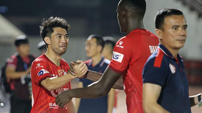 Lee Nguyễn mang vận may tới cho CLB TP.HCM