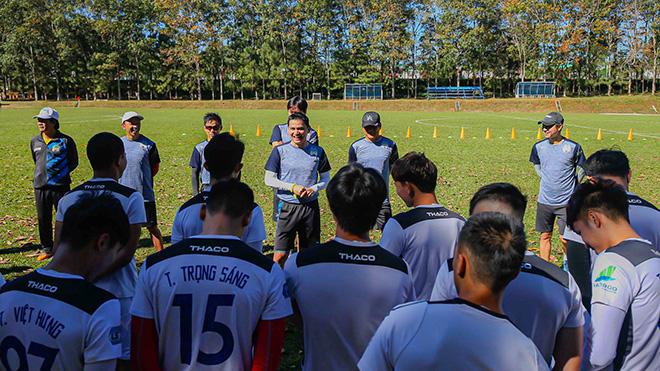 HAGL, đội bóng phố Núi, Sài Gòn FC, bóng đá, bóng đá Việt Nam, bóng đá hôm nay, Nam Định, Hà Nội FC, vòng 1 V-League 2021, trực tiếp bóng đá, TP.HCM, HLV Vũ Tiến Thành