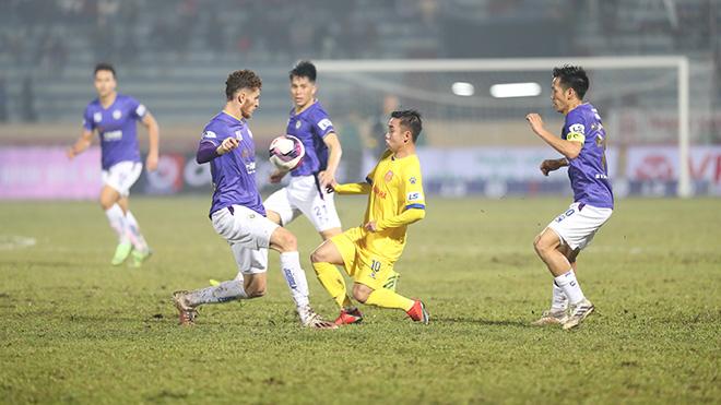 bóng đá, bóng đá Việt Nam, bóng đá hôm nay, Hà Nội FC, Chu Đình Nghiêm, Quang Hải, Văn Quyết, Nam Định, Cúp QG, Siêu Cúp QG, tin bóng đá, tin tuc bong da