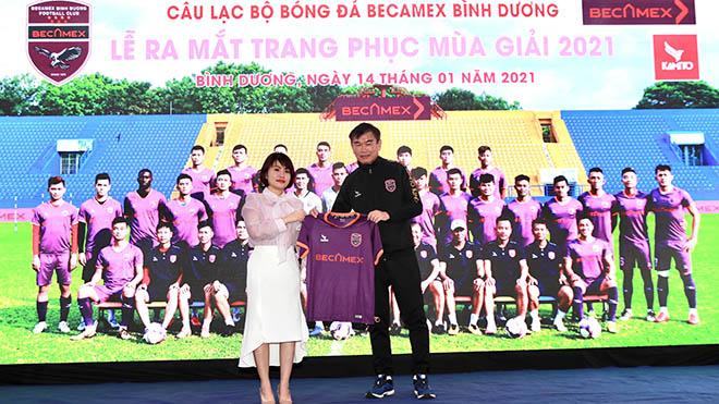 Bình Dương, Phan Thanh Hùng, bóng đá, bóng đá Việt Nam, chuyển nhượng V-League, V-League 2021, lịch thi đấu vòng 1 V League
