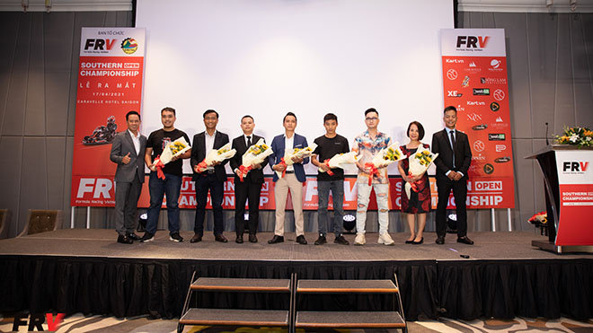 BTC kỳ vọng sự phát triển của phong trào sẽ giúp Việt Nam sớm có tay đua đẳng cấp thế giới. Ảnh: HL