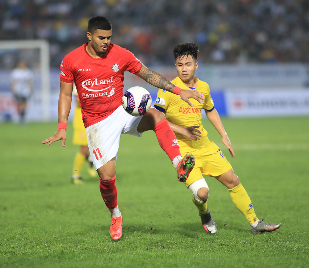 bóng đá, tin bóng đá, bóng đá Việt Nam, bóng đá hôm nay, tin tuc bong da, bóng đá Việt Nam hôm nay, bảng xếp hạng V-League 2021, TPHCM vs Viettel, vòng 11 V-League 2021
