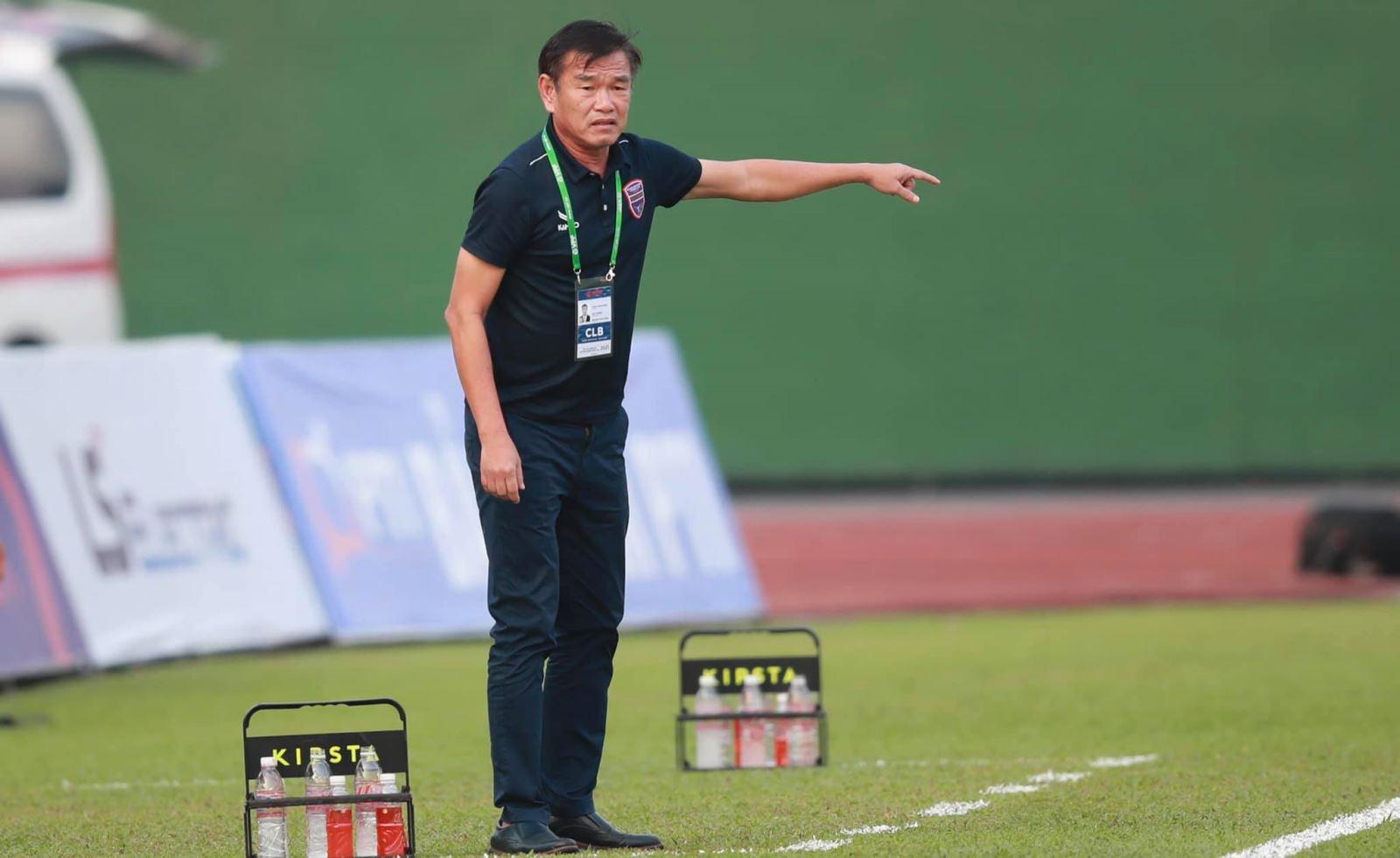 bóng đá, Bình Dương, bóng đá Việt Nam, bóng đá hôm nay, vòng 10 V-League 2021, SHB Đà Nẵng vs Bình Dương, HLV Phan Thanh Hùng, vòng 10 V-League 2021, lịch thi đấu vòng 10 V-League 2021
