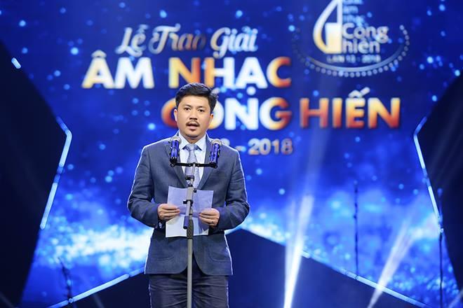 Nhà báo Lê Xuân Thành: Âm nhạc Cống hiến luôn cổ vũ người nghệ sĩ trên hành trình sáng tạo nghệ thuật