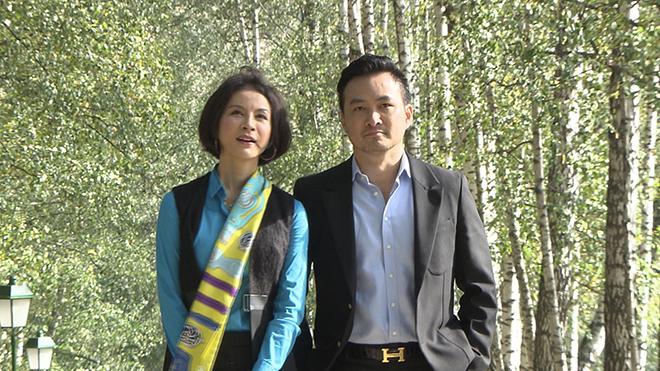 Xem 'Tình khúc Bạch Dương' tập 19: Hùng chu đáo với vợ, coi người tình là số 1