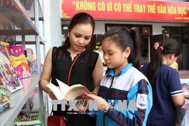 Nhân Ngày Sách Việt Nam 21/4: Gắn kết sách và độc giả