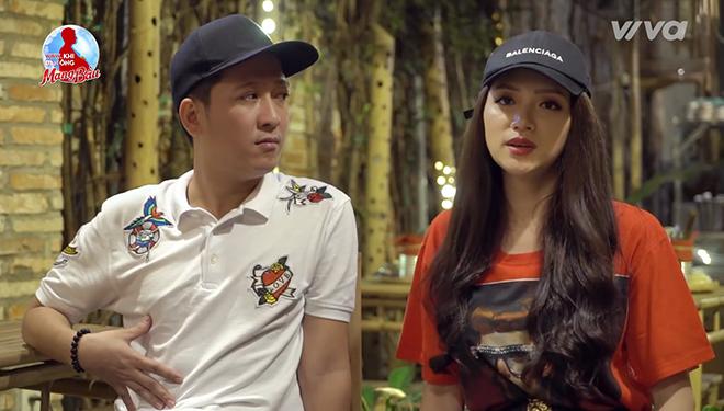 Quên scandal, Trường Giang cùng hoa hậu chuyển giới Hương Giang mang bầu