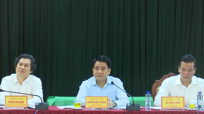 Hà Nội quyết tâm xây dựng Đông Anh thành quận trung tâm đô thị thông minh của Thủ đô