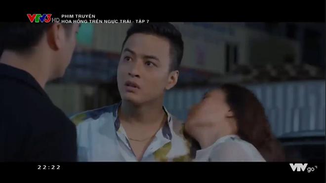 VIDEO 'Hoa hồng trên ngực trái': Cảnh Khuê say làm loạn nhà Bảo vừa hài vừa đáng thương