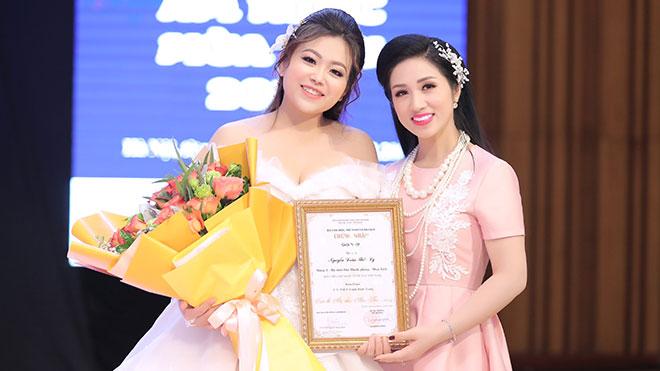 Ca sĩ Phương Nga: cuộc thi Âm nhạc mùa Thu 2019 là 'mùa vàng' của âm nhạc Việt