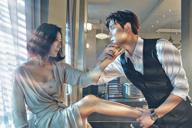 Thế giới hôn nhân,Thế giới hôn nhân tập 16,The World of the Married, xem tập 16Thế giới hôn nhân,Kim Hee Ae,Han So Hee,Park Hae Joon, rating The gioi hon nhan
