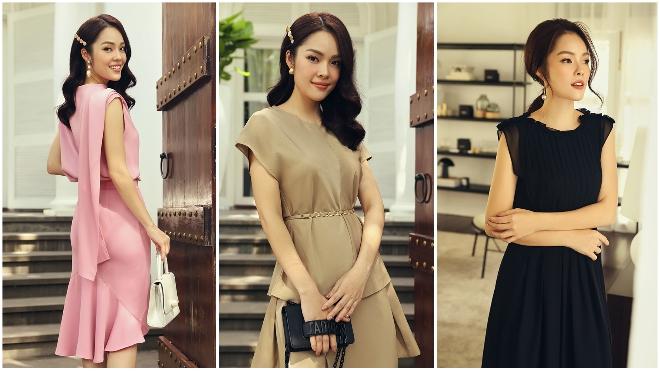 Dương Cẩm Lynh gợi ý chọn trang phục đơn giản mà sang trọng