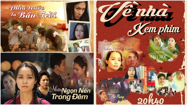 'Quán thanh xuân' tháng 7: 30 năm thăng trầm của phim truyền hình Việt
