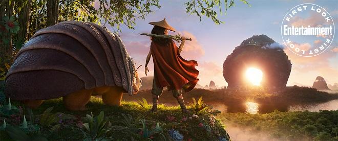 Raya And The Last Dragon,Raya và rồng thần cuối cùng, phim mới, xem phim mới, phim hoạt hình, Walt Disney, Kelly Marie Tran, phimoi