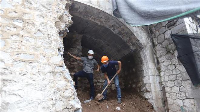 Hà Nội đục thí điểm 5 vòm cầu đường sắt để mở rộng không gian văn hóa phố cổ
