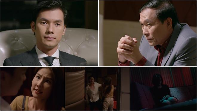 Phim 'Tình yêu và tham vọng': Em gái Linh bị hại, Minh đối đầu Phó chủ tịch thành phố