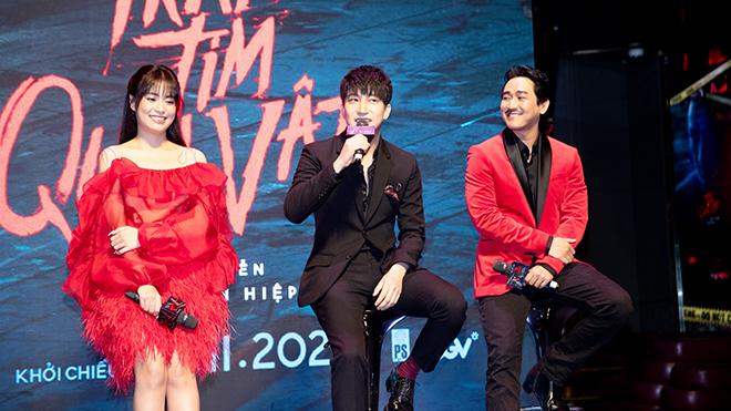 'Trái tim quái vật': Phim mới của Hoàng Thùy Linh công bố lịch chiếu chính thức