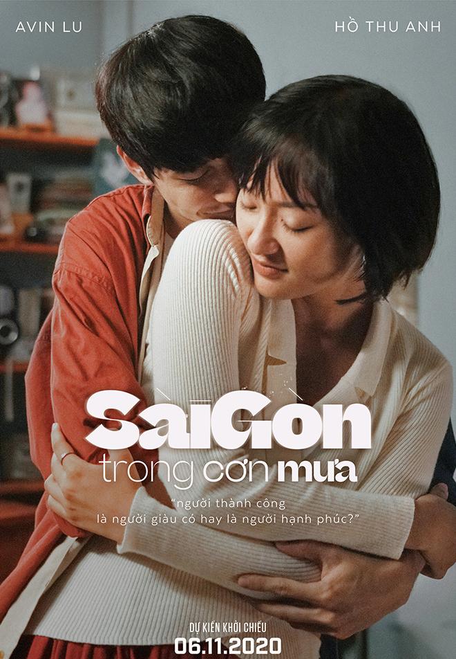Sài Gòn trong cơn mưa, Phim Sài Gòn trong cơn mưa, Xem phim Sài Gòn trong cơn mưa, phim tình cảm, phim âm nhạc, phim mới