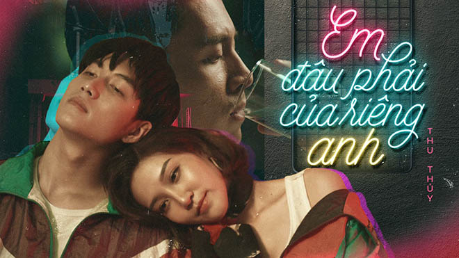 Sao Mai Thu Thủy ra mắt MV 'Em đâu phải của riêng anh'