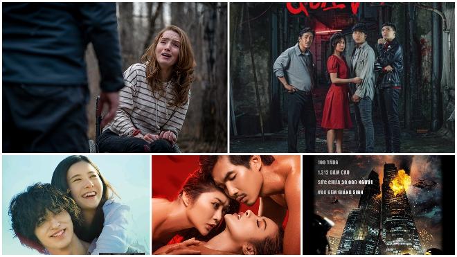 Loạt phim mới khởi chiếu từ ngày 20/11: 'Chồng người ta' cạnh tranh 'Trái tim quái vật'