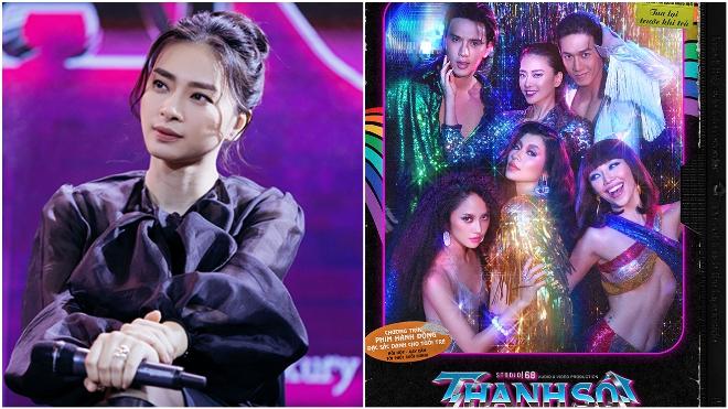 Ngô Thanh Vân đạo diễn 'Thanh Sói', quy tụ Đồng Ánh Quỳnh, Tóc Tiên, Rima Thanh Vy