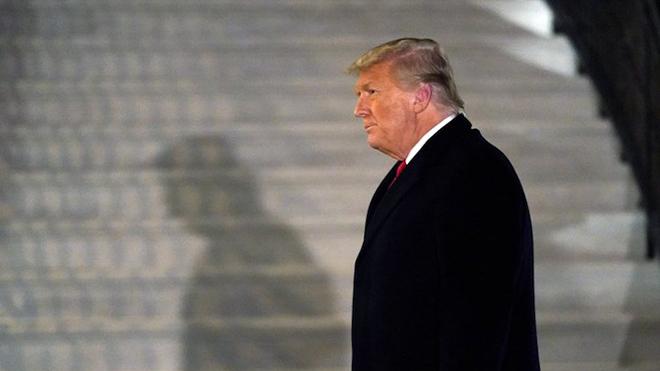 Rộ tin Tổng thống Trump dự định chia tay Nhà Trắng bằng sự kiện hoành tráng