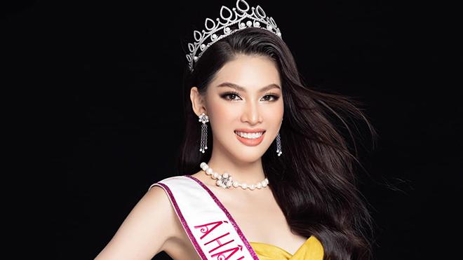 Á hậu Ngọc Thảo đại diện Việt Nam thi Miss Grand International2021