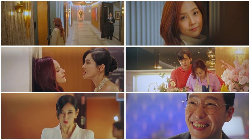 'Penthouse: Cuộc chiến thượng lưu 2': Fan hết hy vọng 'chị đẹp' Sim Su Ryeon trở lại