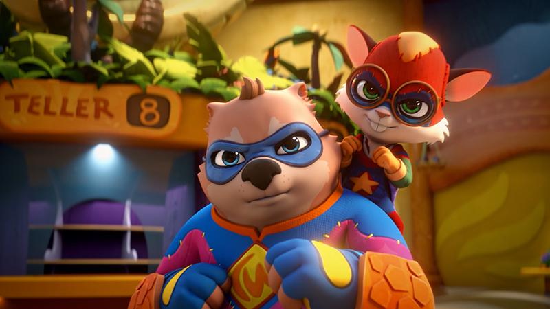 'Vì yêu mà đấu': Phim hoạt hình vui nhộn không nên bỏ lỡ dịp Tết