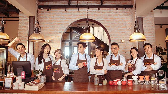 'Café sáng' trở lại VTV3 với diện mạo mới tràn đầy năng lượng