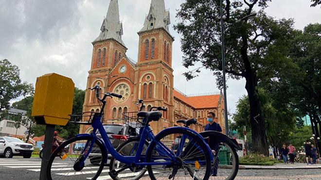 TP. Hồ Chí Minh dự kiến có xe đạp công cộng Mobike từ đầu tháng 8/2021