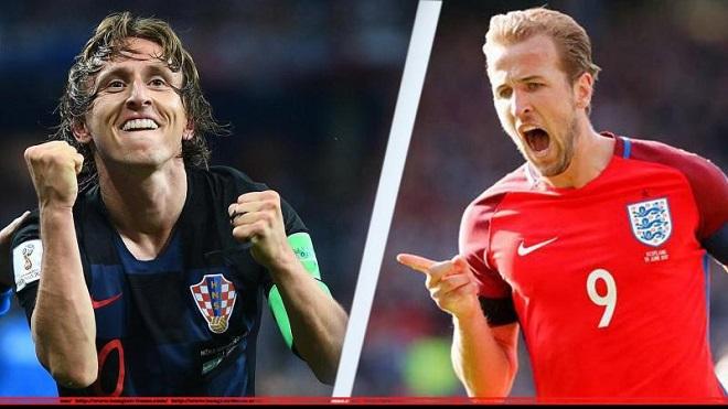 SOI KÈO Croatia vs Anh, bán kết World Cup 2018 (1h00 ngày 12/7). VTV3 trực tiếp