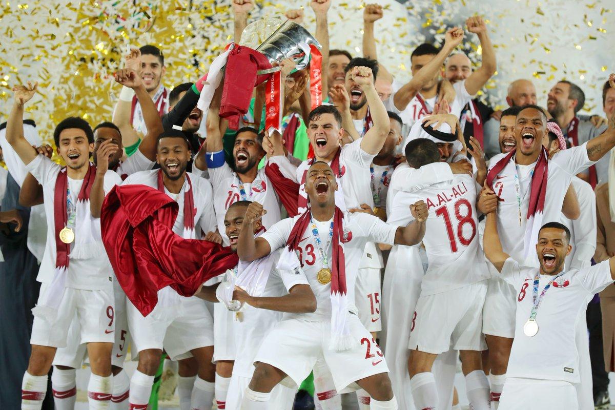 qatar, vô địch Asian Cup, qatar vô địch asian cup, qatar vô địch, Asian Cup 2019, Qatar, Nhật Bản