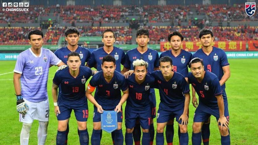 NÓNG: Việt Nam gặp Thái Lan ở King's Cup 2019