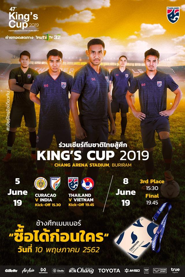 Việt Nam vs Thái Lan, Việt Nam, Thái Lan, King's Cup 2019, trực tiếp bóng đá, trực tiếp Việt Nam vs Thái Lan, xem trực tiếp Việt Nam ở King's Cup 2019, Lịch thi đấu King's Cup 2019