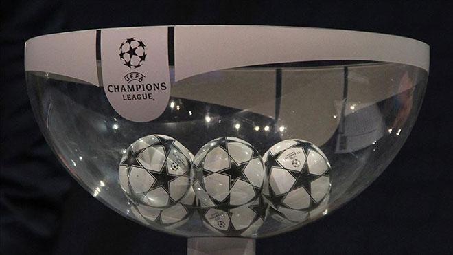 Xem trực tiếp bốc thăm Tứ kết, bán kết cúp C1/Champions League 2018-2019