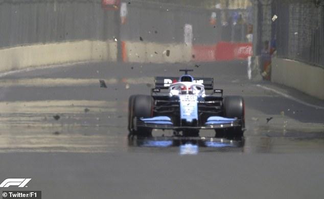 F1, Azerbaijan Grand Prix, đua công thức 1, George Russell, xem đua xe F1