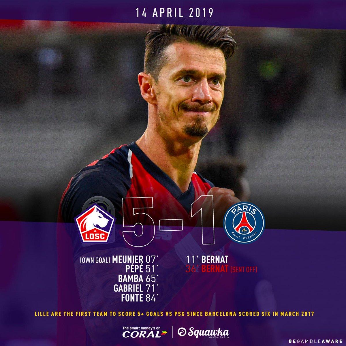 PSG, Lille, Lille 5-1 PSG, Ligue 1, Lille vs PSG, lịch thi đấu, trực tiếp bóng đá