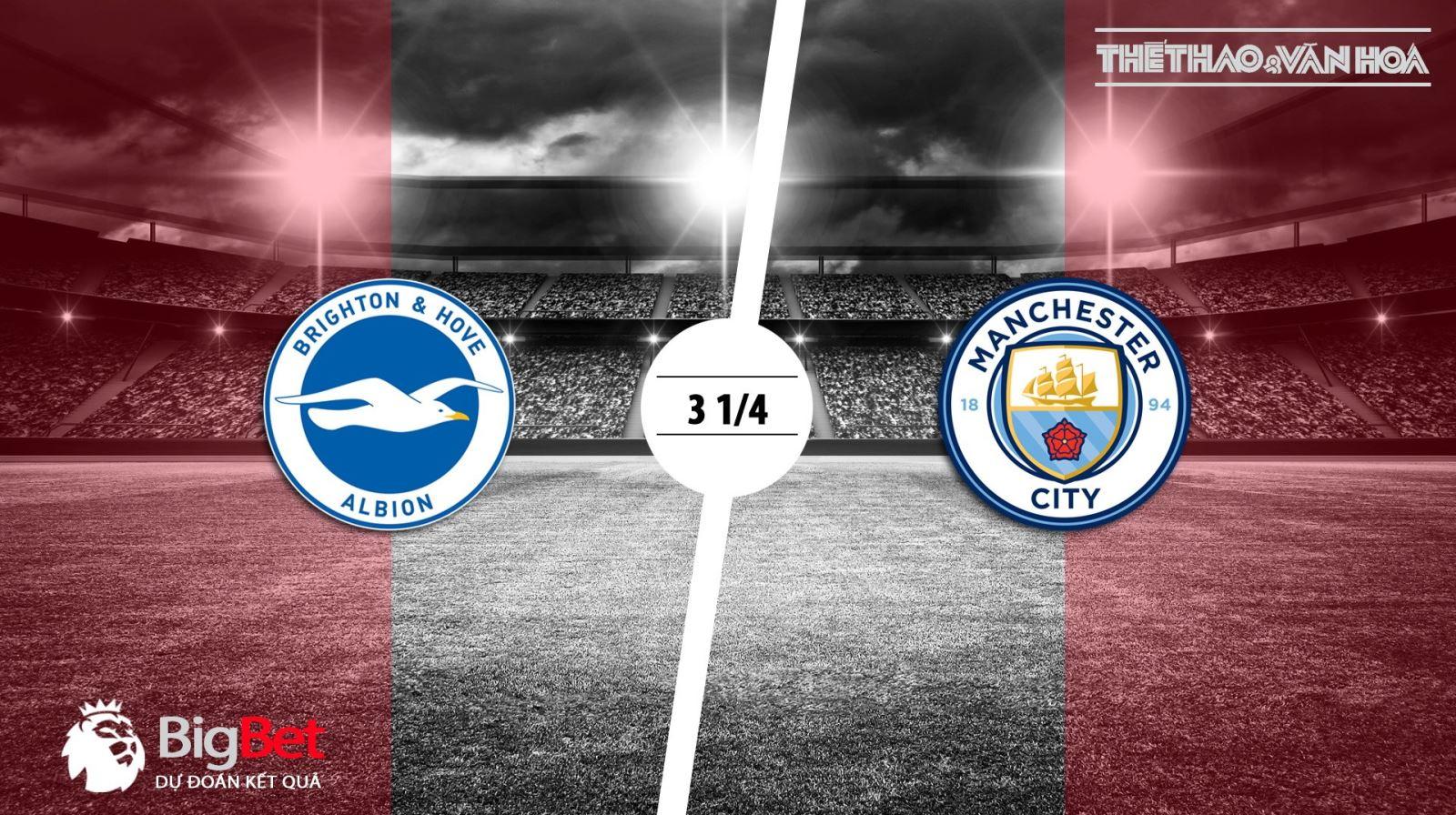 Brighton vs Man City, Brighton, Man City, man city, trực tiếp Brighton vs Man City, trực tiếp bóng đá, Ngoại hạng Anh, xem trực tiếp Brighton vs Man City ở đâu