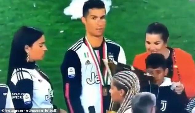 Cristiano Ronaldo, Ronaldo Jr, Serie A, Juventus, Juve