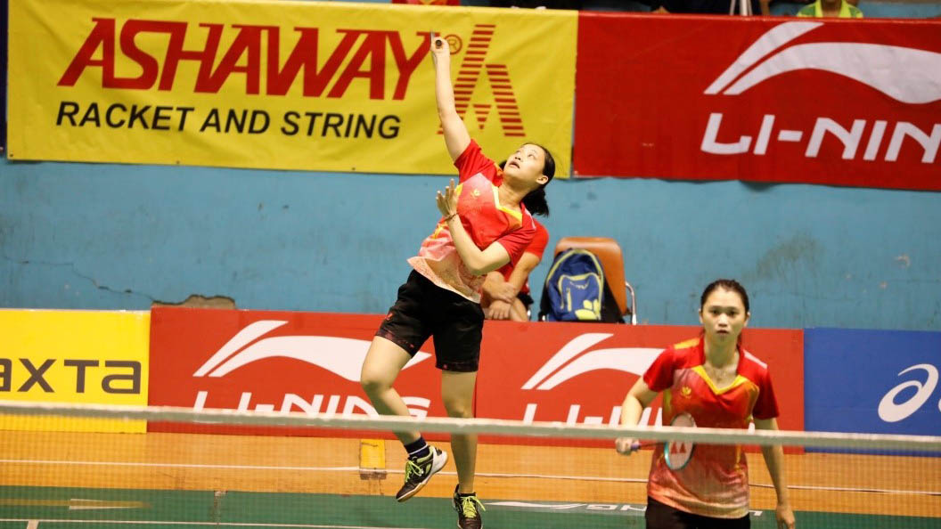 """Giải vô địch cầu lông đồng đội toàn quốc Cup Li-Ning 2019: Cuộc """"tranh hùng"""" của những tay vợt hàng đầu"""